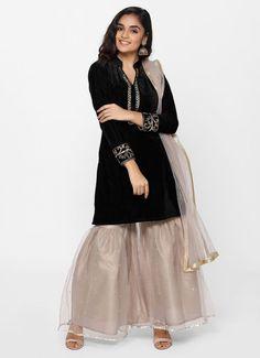 Clothing Websites, Dress Cuts, Body Measurements, Salwar Kameez, Ballet Skirt, Velvet, Lady, Skirts, Skirt