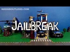 LEGO City Mountain Police Jailbreak Lego Police, Lego City, Mountain, Mountaineering