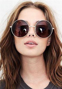 oculos de sol feminino redondo