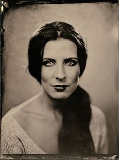 Alex Timmermans wet plate, collodion portraits