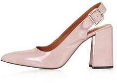 TopShop GRAMERCY Slingback Shoes