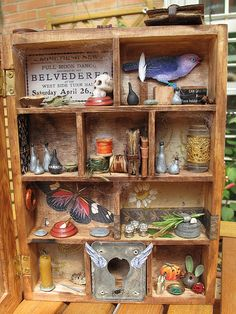 Witchy Cupboard