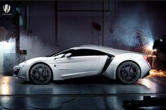Wow! The new Lykan Hypersport comes with a staggering $3.4 million price tag. Click to find out more.