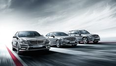 Mercedes-Benz Safety Campaign CGI on Behance