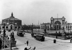 1892 Berlin - Moltkebrücke