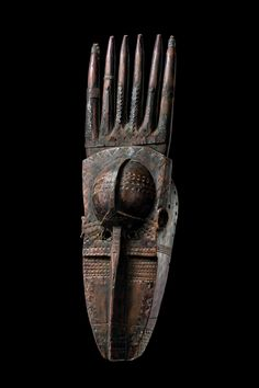 Bamana Ntomo Mask, Mali