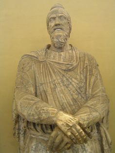 Un mister istoric: statuile dacilor din Roma Vatican, My Ancestors, Byzantine, Sculptures, Museum, Statue, Alchemy, Mosaics, Inspirational