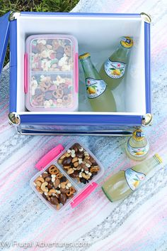 Trail Mix 5 Ways by