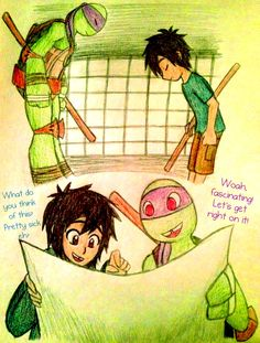 Bonding by HelloHarmonyxx.deviantart.com on @DeviantArt<-----THIS SOOOO NEEDS TO HAPPEN!!!!!