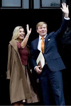 Royals & Fashion: Actes à Amsterdam