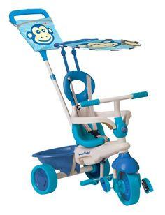 Smart Trike - 4 in1 bébitaxi