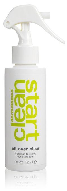 dermalogica Clean Start All Over Clear Spritz