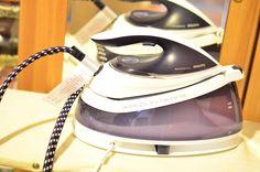Campanie de testare organizata de BuzzStore si Acasa cu Philips Impresii dupa testare statia de calcat Philips PerfectCare GC 7635  Recomand aceasta statie de calcat ptr.a va usura din treburile casnice.