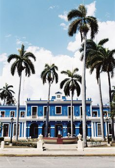 cienfuegos / cuba may 2015 / Unesco Word Heritage List