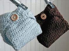 Crochet Diaper Cover Baby Newborn Photo Prop by LooptyLooDesigns Newborn Photo Props, Newborn Photos, Baby Photos, Crochet Baby Hats, Cute Crochet, Crochet Ideas, Crochet Patterns, Craft Stash, Cloth Nappies