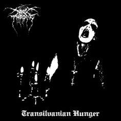 Darkthrone - Transylvanian Hunger (1994)