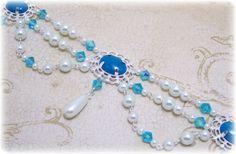 Medieval Necklace  Renaissance Jewelry  by TreasuresForAQueen, $48.00