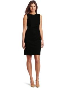"The ""Little Black Dress"" ~ the ""must have"" in our wardrobe inspired in #France. This one also comes in nectarine ~ #fashion ~ $139.99"