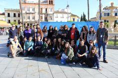 Grupo fantástico en Mérida del CJEx y CJCyL