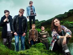 I so like their style of everything. :) --- Of Monsters and Men