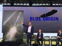 Jeff Bezos announced on Sept. 15, 2015 that his spaceflight company Blue Origin would have a launch facility at Cape Canaveral Air Force Station, Florida.