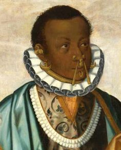 1600s - People of Color in European Art History