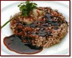 Ricette > Piemonte > Primi: Risotto al Barolo