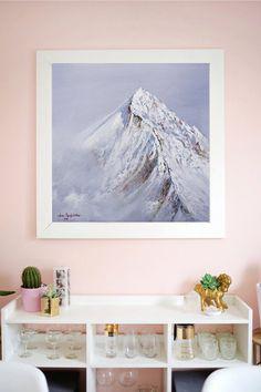 White Everest mountain digital art print White Everest wall | Etsy Everest Mountain, Oil Paintings, Original Paintings, Digital Prints, Digital Art, Unicorn Painting, Lake Painting, Beautiful Paintings, Decor Interior Design