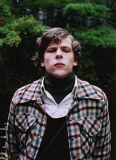 Jesse Eisenberg as Mills Joaquín in 'The Living Wake' (2007)