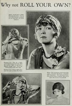 How to tie a turban (1926)