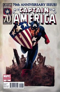 Captain America Vol. 5 # 616 (Variant) by Steve Epting