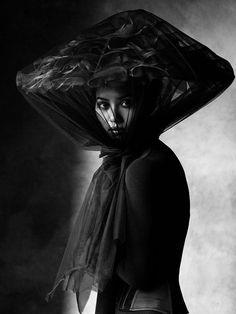 Liu Wen for  Magazine Antidote Fall/Winter 2013 Photographer- Victor…