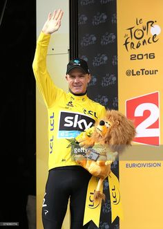 Chris Froome Wins His 3rd Tour De France - Stage 20 - 2016