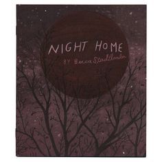 I need this.  Only $ 6!Little Otsu — Night Home by Becca Stadtlander