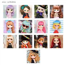 Blythe Doll 2013