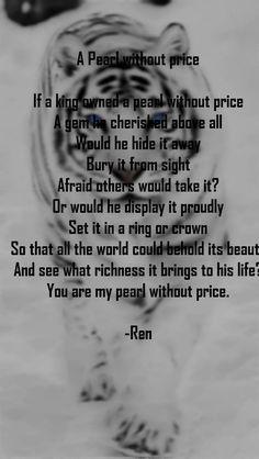 Boy's poems were beautiful <3