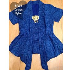 kutu baru peplum Kebaya Lace, Kebaya Brokat, Batik Kebaya, Batik Dress, Kutu Baru Modern, Dress Anak, Traditional Dresses, Fashion Outfits, Womens Fashion