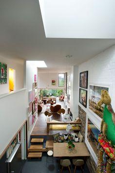Marrickville House by  David Boyle Architect