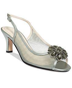 78c0ecbd189f59 Caparros Goddess Evening Pumps Shoes - Pumps - Macy s. Mother Of The Groom  ...