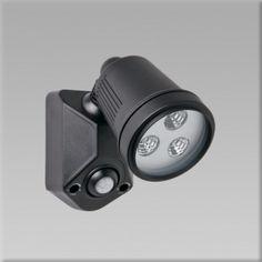 Pierlite LED Sense1 Outdoor Security Motion Sensor High Power LED Spotlight