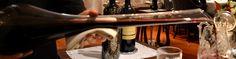 la mescita del vino secondo Pinchiorri