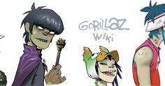 Gorillaz escucha 4 canciones de su nuevo album