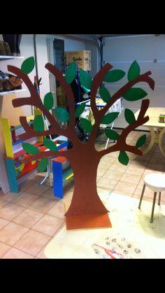 Aanwezigheidsboom