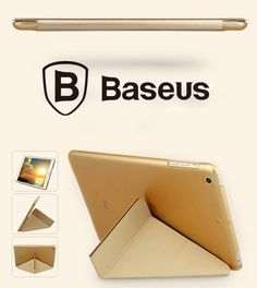 Bao da Ipad mini 2,3,4 chính hãng Baseus Pasen - Giá 220.000đ