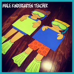 Male Kindergarten Teacher: Under the Sea ~ Into the A, B, Sea! Preschool Classroom, Kindergarten Classroom, Classroom Themes, Preschool Ideas, School Hallways, Under The Sea Theme, Sea Crafts, School Bulletin Boards, Vacation Bible School