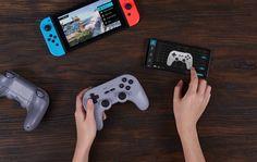 接續著 2019 年的 SN30+,8BitDo(八位堂)推出了新一代的「正規」藍牙無線手把 Pro 2,在相同的價位帶來更多的功能。 Product Launch, Brand New, In This Moment, Platforms, Bluetooth, Nintendo, Change, Sport, Blogging