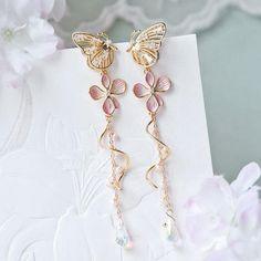 Art Deco Earrings, Unique Earrings, Vintage Earrings, Statement Earrings, Women's Earrings, Earrings For Women, Diamond Earrings, Korean Earrings, Korean Jewelry