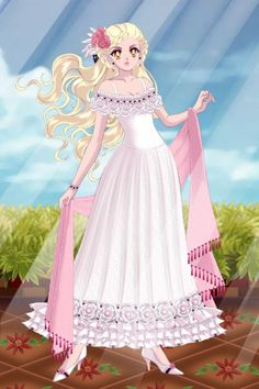 Hacienda-style Cassanthea by launing ~ Sailor Moon Dress Up