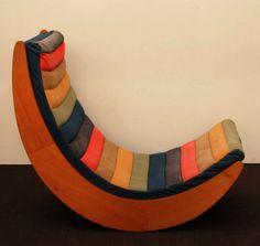 Multicolor Verner Panton Relaxer 2 @ OriginalinBerlin