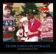 Navidad 2.0 - Ya ni las fotos navideñas son lo mismo